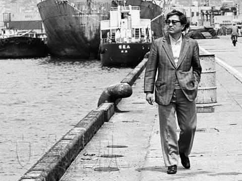 中国史関連の第一人者、陳舜臣の神戸港散策
