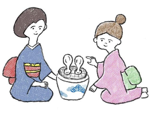 お餅――家庭料理の名著がつたえること【第1回】