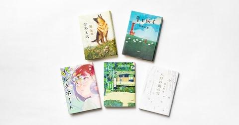 【速報】第8回「高校生直木賞」受賞作決定のお知らせ