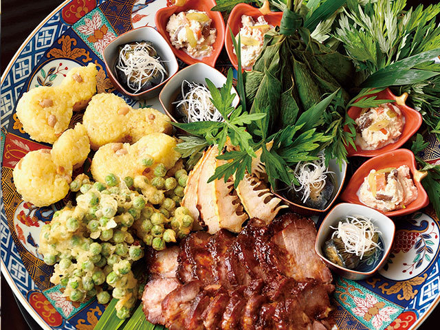 人も自分も幸せになるおもてなし! そのグレードアップのコツ――ワイワイ楽しい大皿料理