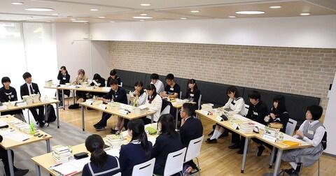 高校生直木賞 参加25校の代表生徒たちの声(1)