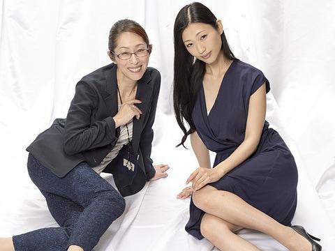 魅せる女の流儀 対談 壇蜜×桜木紫乃