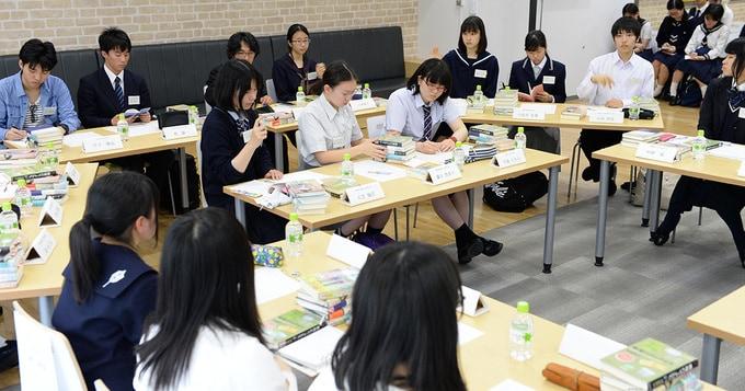 高校生直木賞、第3回結果発表。柚木麻子『ナイルパーチの女子会』に決定