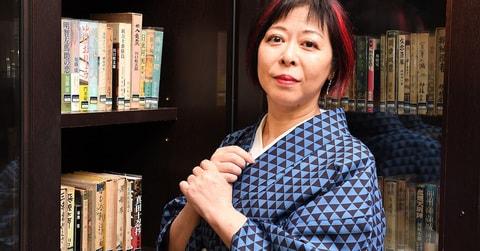 『菊花の仇討ち』新刊インタビュー