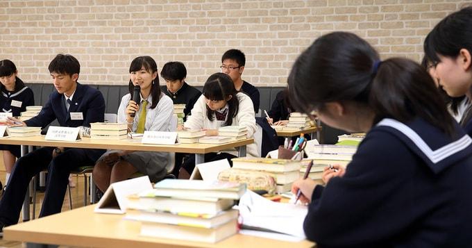 高校生直木賞 参加25校の代表生徒たちの声(2)