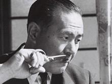 田中角栄のトレードマーク