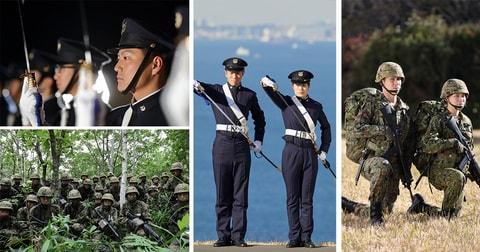 世界各地の戦場を駆け巡る宮嶋茂樹が撮った未来の自衛官たちの青春の記録