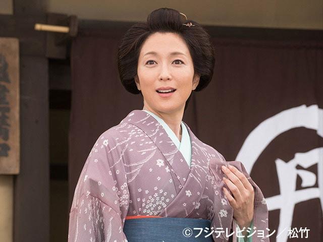 ドラマ『鬼平犯科帳』最終話に出演、女優・若村麻由美が語った撮影秘話。「鬼平は本当にありがたい現場でした」