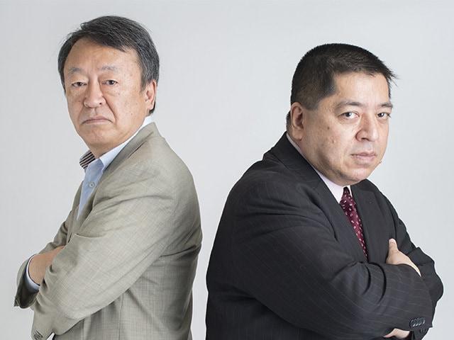 「この国は戦争に巻き込まれる」池上彰×佐藤優 2人の論客が表の顔と裏の顔で語り合った愛国対談