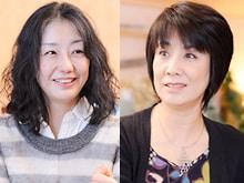 [選者対談]小池真理子・川上弘美作家の全随筆を読んで見えてくるもの