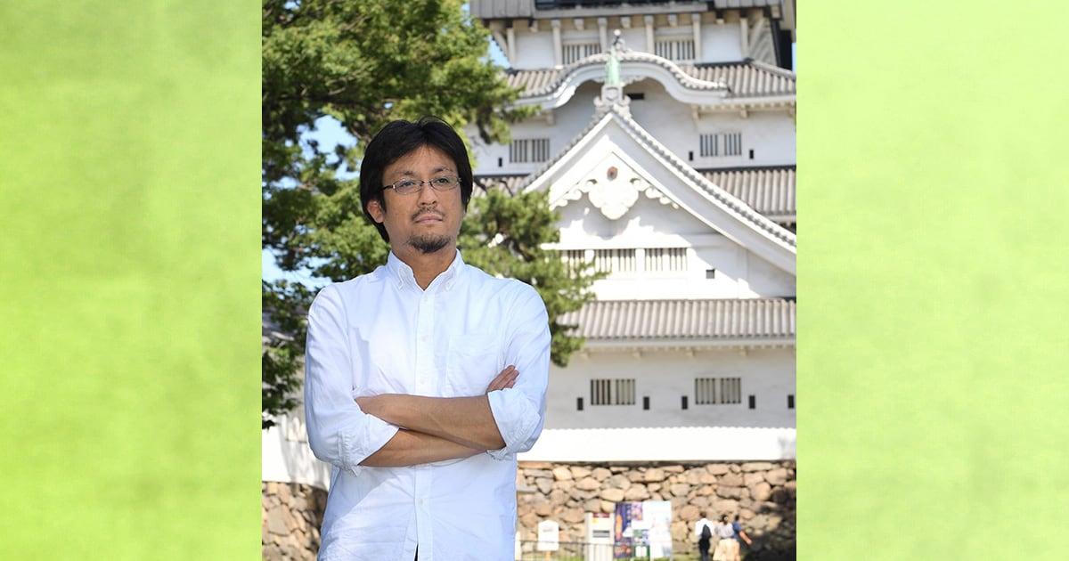松本清張賞受賞記念エッセイ「T字路と私」