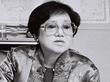 山崎豊子は最後まで壮大な作品を発表し続けた