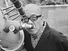天体望遠鏡を覗く、大正モダニズムの巨匠・稲垣足穂