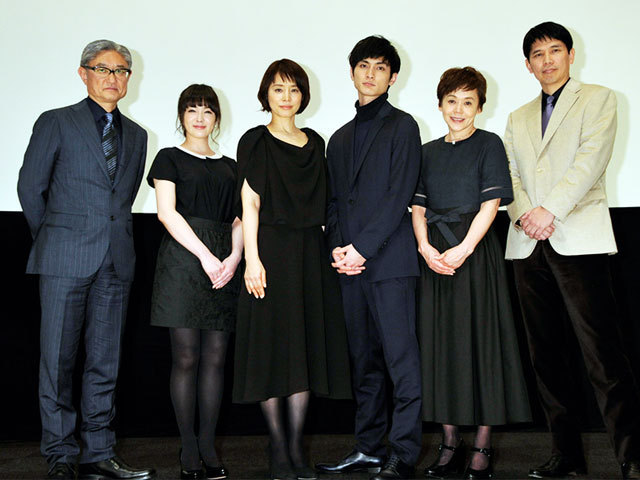 感動だけではない、心に残る映画<br />『悼む人』原作者の天童荒太さん