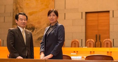 作家・柚月裕子、最高裁判所へ! 最高裁判所訪問ルポ(1)