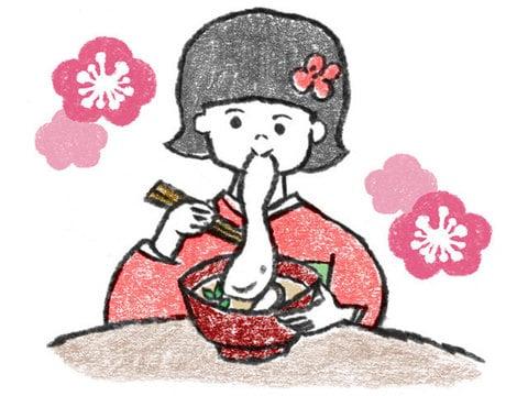 お餅――家庭料理の名著がつたえること【第2回】