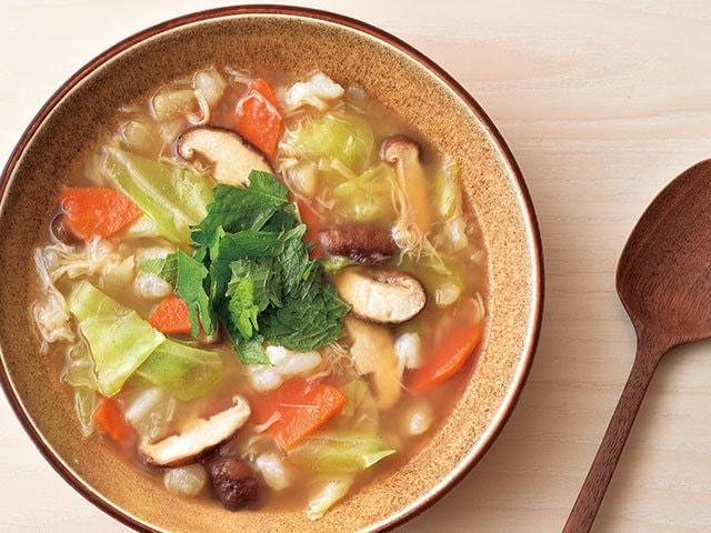 あたためるだけですぐ食べられる! 作りおき野菜スープの素【第3回】