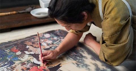 中村七之助・永山瑛太W主演。 正月時代劇「ライジング若冲」に注目!