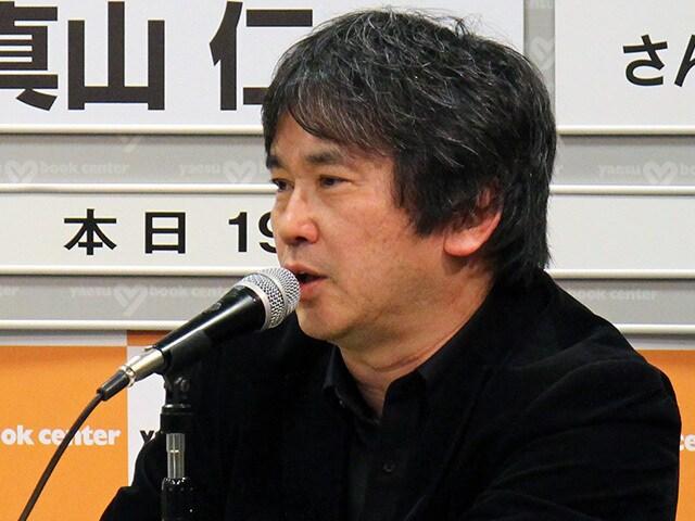 真山仁 デビュー10周年『売国』で始まる新たな挑戦