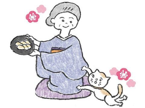 お餅――家庭料理の名著がつたえること【第3回】