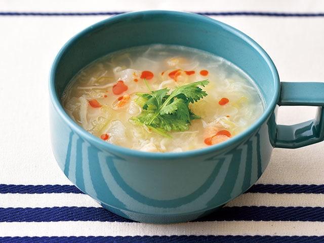 あたためるだけですぐ食べられる! 作りおき野菜スープの素【第4回・最終回】