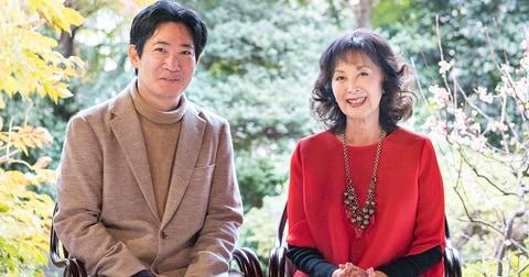 岸惠子×磯田道史対談 日本とパリの「愛のかたち」(前編)