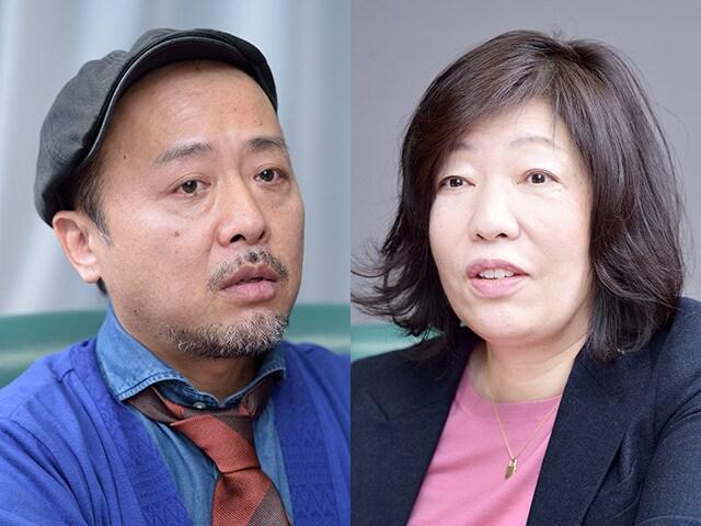 林真理子×マキタスポーツ 「山梨」発「野心」経由のふたり【前編】